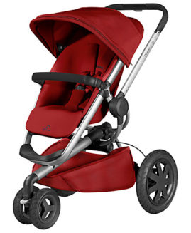 Quinny Buzz Xtra Red Rumour 3w1