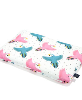 BED PILLOW - 40x60cm - CANDY PARROT