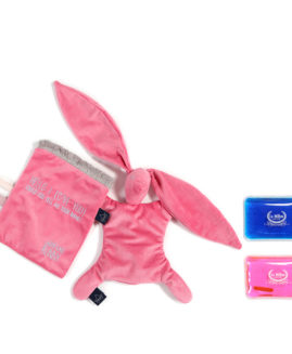 VELVET COLLECTION - THERMO BUNNY - FLORIDA PINK