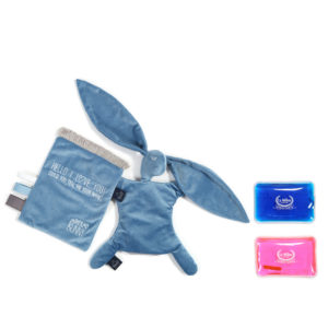 VELVET COLLECTION – THERMO BUNNY – DENIM