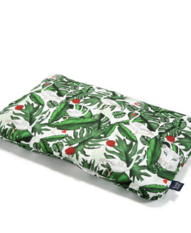 BAMBOO BED PILLOW - 40x60cm - EVERGREEN TIGER