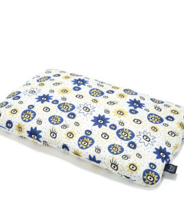 BAMBOO BED PILLOW - 40x60cm - WATCH ME BRIGHT INK