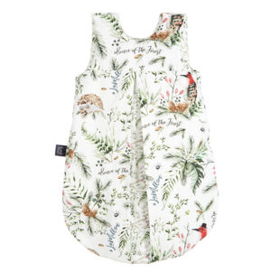 """SLEEPING BAG """"M"""" – FOREST BLOSSOM & FOREST"""
