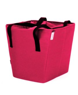 Vidiamo Torba zakupowa Shopping bag Berry Red
