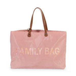 Torba Family Bag Różowa
