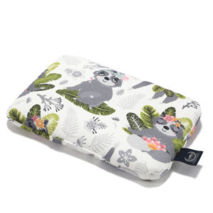 BABY BAMBOO PILLOW – YOGA SLOTH SQUAD