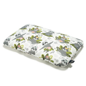 BAMBOO BED PILLOW – 40x60cm – YOGA SLOTH SQUAD