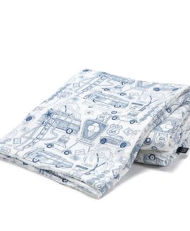 BAMBOO BEDDING ADULT - ROUTE 66